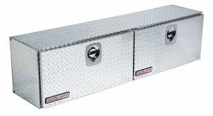 100 Top Side Tool Boxes For Trucks WEATHER GUARD Aluminum Side Truck Box Silver Double 89 Cu Ft