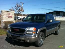 2003 GMC Sierra 1500 SLE Extended Cab 4x4 In Marine Blue Metallic ... 2003 Gmc Sierra 2500hd 600hp Work Truck Photo Image Gallery Wheel Offset Gmc 2500hd Super Aggressive 3 Suspension 1500 Pickup Truck Item Dc1821 Sold Dece Used For Sale Jackson Wy 2500 Information And Photos Zombiedrive 3500 Utility Bed Ed9682 News And Reviews Top Speed 032014 Chevygmc Suv Ac Compressor Failure Blog On Welaine Anne Liftsupercharged 2gtek19v831366897 Blue New Sierra In Ny Best Image Gallery 17 Share Download