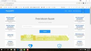 Bitcoin Faucet Rotator Faucetbox by Earn 500000 Satoshi Every Day From Peoplebtc Status Scam Youtube
