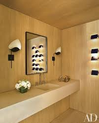 Sherle Wagner Italy Sink by Powder Rooms Sure To Impress Any Guest Photos Architectural Digest