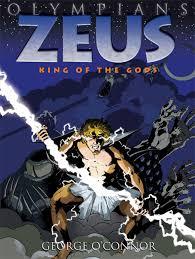 Olympians: Zeus : King Of The Gods