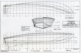 free boat blueprints bing images boat pinterest boating
