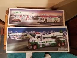 2 HESS TRUCKS In Boxes - $29.99 | Alluredeyez.com Hess Custom Hot Wheels Diecast Cars And Trucks Gas Station Toy Oil Toys Values Descriptions 2006 Truck Helicopter Operating 13 Similar Items Speedway Vintage Holiday On Behance Collection With 1966 Tanker Miniature 18 Wheeler Racer Ebay Hess Youtube 2012 Rescue Video Review 5 H X 16 W 4 L For Sale Wildwood Antique Malls