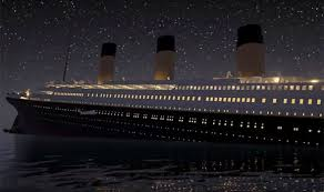 Titanic Sinking Animation Download by Real Time Video Of Sinking Titanic Goes Viral With Six Million