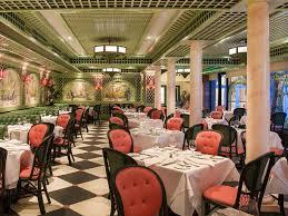 Dining Area Of Brennans Restaurant