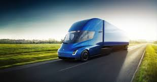 100 Kelley Blue Book Commercial Trucks Tesla Semi Truck Has A 500 Mile Range CEO Elon Musk Reveals