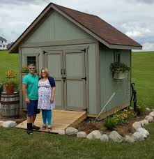 10x10 Shed Plans Blueprints by Backyard Storage Shed 10x10 Gable Shed Plans