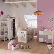 chambre b b fille attractive chambre b fille et gris cuisine charly de cr ation galipette agr able chambra bebe jpg