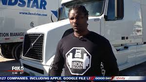 GA Truck Driver Develops Fitness App Using Tractor Trailer As Gym ...