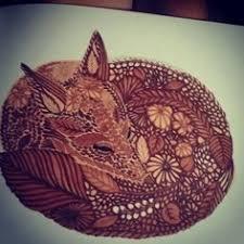 Coloring Ideas Fox BookColouringAnimal KingdomFox