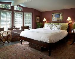 Pantone Color Of The Year Marsala Used For Bedroom Walls Design Harrell Remodeling
