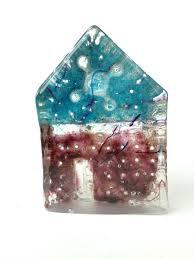100 Cast Of Glass House Sand Cast Glass House Este Macleod Este Macleod Art