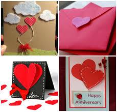 Handmade Anniversary Card Ideas For Boyfriend