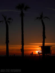 California Beach Sunset Photograph By Kevin Lastovica