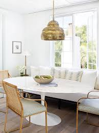 Designers Are Obsessed With Breakfast Nooks And Here s Why