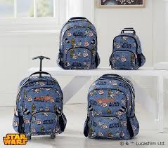 <em>Star Wars</em>™ Droids™ Backpack | Pottery Barn Kids Pottery Barn Star Wars Bpack Survival Pinterest New Kids Batman Spiderman Or Star Wars Small Mackenzie Blue Multicolor Dino For Your Vacations Ltemgtstar Warsltemgt Droids Wonder Woman Mini Prek Back Pack Cele Mai Bune 25 De Idei Despre Wars Bpack Pe Play Cstruction Bpacks Rolling Navy Shark