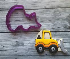 Front Loader Truck Cookie Cutter And Fondant Cutter And Clay Cutter ... Dump Truck Cookie Cutter Sweet Prints Inc I Heart Baking Dump Truck Cookies Orange Dumptruck Perfect For A Cstruction Themed Party Amazoncom Ann Clark Tractor 425 Inches Tin Cstruction Equipment Fondant Plunge Cutters Occasion Country Kitchen Sweetart Cristins Cookies You Are Loads Of Fun Tow Set From Sweet3dcreations On Etsy Studio Poop Emoji Cutters And Birthdays