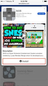 How to Download & Play SNES Games on Your iPad or iPhone—No