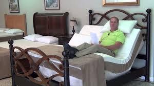 adjustable electric leggett platt craftmatic type bed
