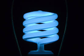 negative effects of compact fluorescent light bulbs cfls on