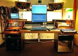 Home Music Studio Room Design Ideas Setup Equipment Gaming Studios St Desk