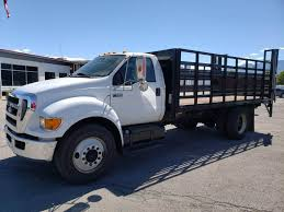 100 F650 Ford Truck 2010 Stake Bed For Sale Salt Lake City UT 72297