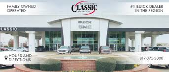 Dallas & Fort Worth GMC Buick - Classic Buick GMC Arlington - New ...
