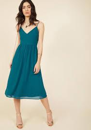 a grace of one u0027s own midi dress modcloth