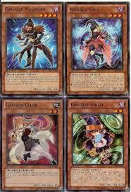 Sorcerer Of Dark Magic Deck 2015 by Yugioh Spellcaster Deck Yu Gi Oh Ebay