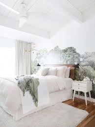 chambre adulte nature how we styled elliot s room to sell papier peint nature chambres