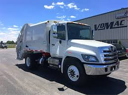 Used Garbage Trucks For Sale In Florida: International Garbage ...