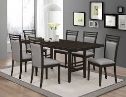 Cheap Kitchen Table Sets Under 100 by Antonio 7 Piece Dining Package The Brick Home Decor