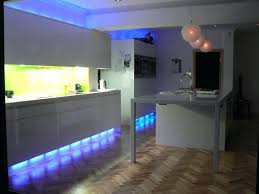 led lights kitchen moute