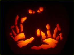 Drilled Jack O Lantern Patterns by Best 25 Pumpkin Carving Patterns Ideas On Pinterest Pumpkin