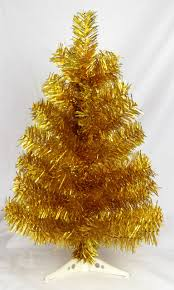 60cm Gold Christmas Tree Decoration Small Swing Sets