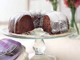 Buttermilk Mexican Chocolate Pound Cake