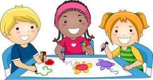 Boy Coloring Clipart