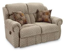 Wall Hugging Reclining Sofa by Furniture Double Rocker Recliner With Stylish And Casual Comfort