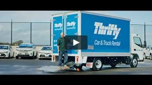 100 Thrifty Truck Rentals Tommy Thoms Decisions Tommy Thoms