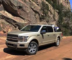 100 V4 Trucks 2018 Ford F150 Diesel First Drive Review Diesel Fans Rejoice At
