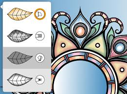 Unlike Tap To Fill Coloring Apps Pigment Is The ONLY True Book Experience On IPhone And IPad Choose From 200 Hand Curated