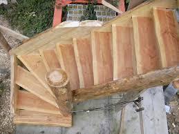suivez les etapes de la fabrication d un escalier bruno courty