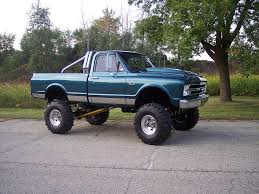 100 Chevy Truck Lifted 67 Gallant GreatsOnline