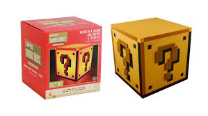 Mario Bros Question Block Lamp by You Can Get This Awesome Little Mario Question Block Light For 18