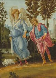 Tobias And The Angel By Filippino Lippi Created Between Circa 1472 1482