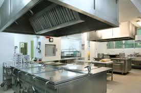 cuisine en collectivité ventilation de cuisine professionnelle nos conseils