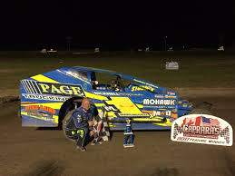 100 Mohawk Trucking DIRTcar Racing On Twitter Dave Marcuccelli Steals A Win From
