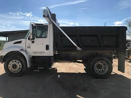 100 Electric Truck For Sale 2002 International 4300 Dump Tarp 227K Miles 5 Sp