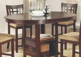 Bench For Counter Height Table by Bar Tall Dining Table With Bench Black High Kitchen Table Round