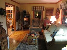 Primitive Living Rooms Design by My Yellow Farmhouse Some More Autumn Inspiration